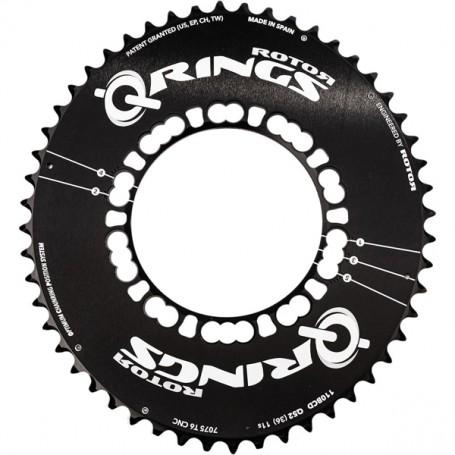 Plato Rotor Q-Rings BCD110x5 52T