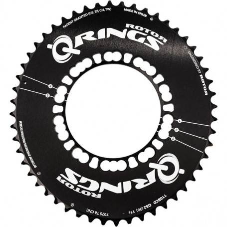 Rotor Q-Rings BCD110x5 52T Chainring