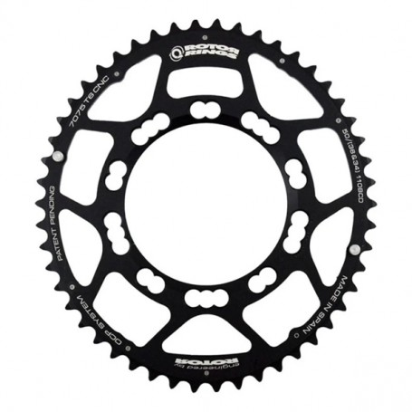 Rotor Q-Rings BCD110x5 53T Chainring