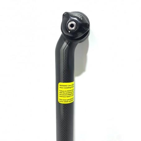 Tija Specialized S-Works MTB Carbon 30.9x400