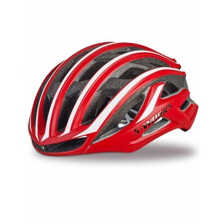 Specialized S-Works Prevail II Helmet red