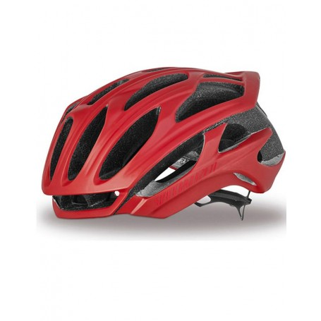 Casco Specialized S-Works Prevail rojo