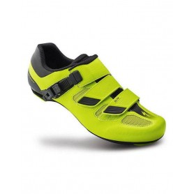 Zapatillas Specialized Elite Road neon