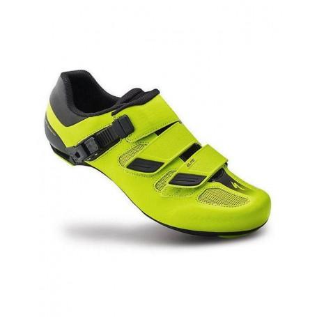 Zapatillas Specialized Elite Road neon