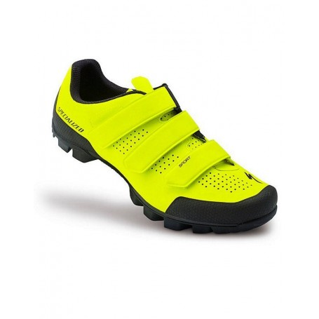 Specialized Sport MTB Shoes neon