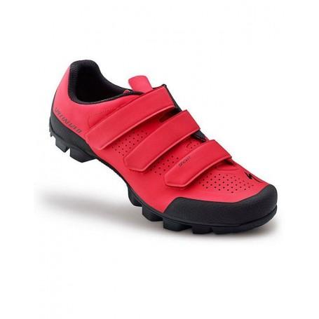 Zapatillas Specialized Sport MTB rojo
