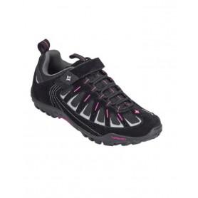 Zapatillas Mujer Specialized Tahoe negro/rosa