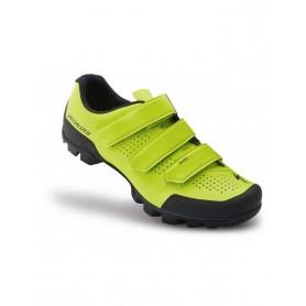 Zapatillas Mujer Specialized Riata neon