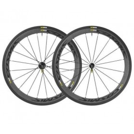 Mavic Cosmic Carbone 40 Elite Wheel Set