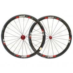 Modolo KX Total Control Curvissima Wheel Set