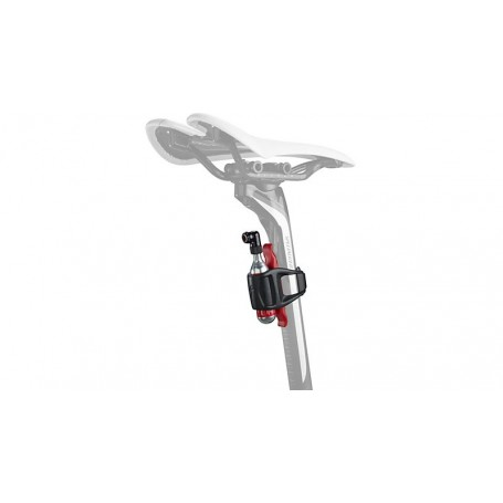 Equipo de reparación Specialized Air Tool CO2 Mini Kit negro