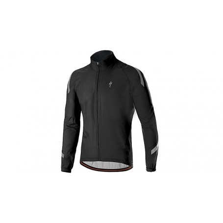 Specialized Deflect RBX Elite Hi-Vis rain jacket black
