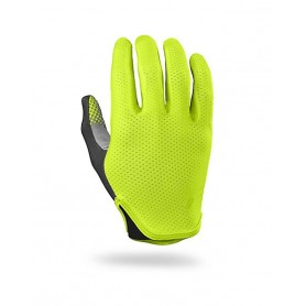 Specialized Grail long finger gloves neon