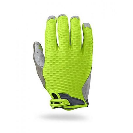 Specialized Ridge long finger gloves green
