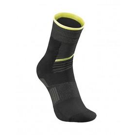 Calcetines Specialized SL Pro Winter negro amarillo neon