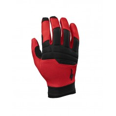 Specialized Enduro long finger gloves red