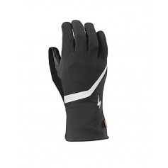 Specialized Deflect H2O long finger gloves black