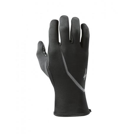 Specialized Mesta Wool Liner long finger gloves black