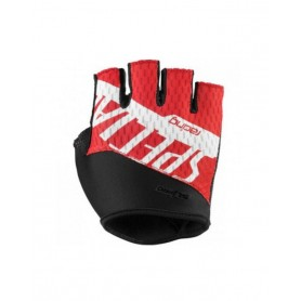 Specialized SL Pro short finger gloves red