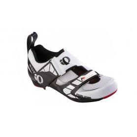 Zapatillas Tri Fly IV blanco negro