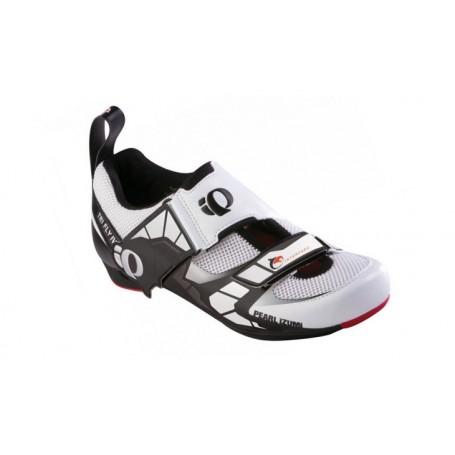 Tri Fly IV shoes white black