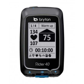 Bryton Rider 40 heart rate monitor