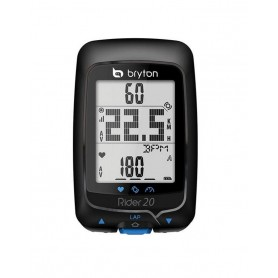 Bryton Rider 20 heart rate monitor
