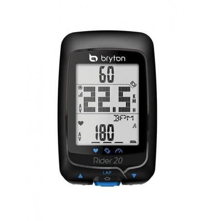 Pulsómetro Bryton Rider 20