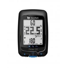 Bryton Rider 20 heart rate monitor