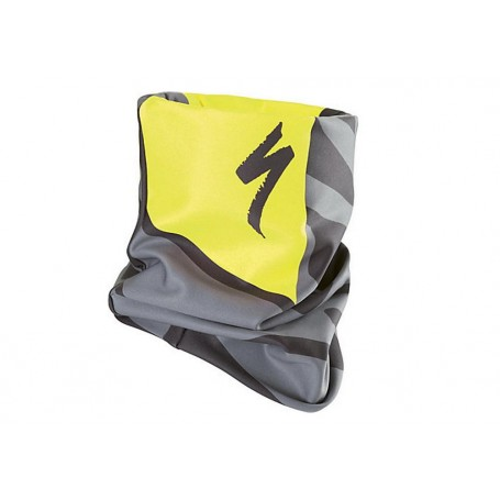 Specialized S-Logo tubular headwear neon yellow