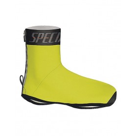 Specialized Deflect WR shoe cover neon yellow