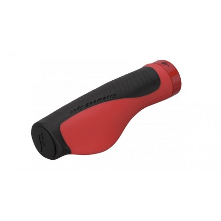 Specialized BG Contour Locking grips red