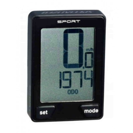 Speedometer Specialized SpeedZone Sport Wireless black
