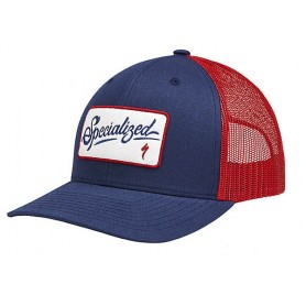 Specialized Trucker Hat blue-red 64818-1740
