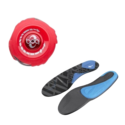 Boa Dial & Footbeds BGFit