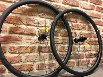 new Specialized Roval Control SL wheels for XC