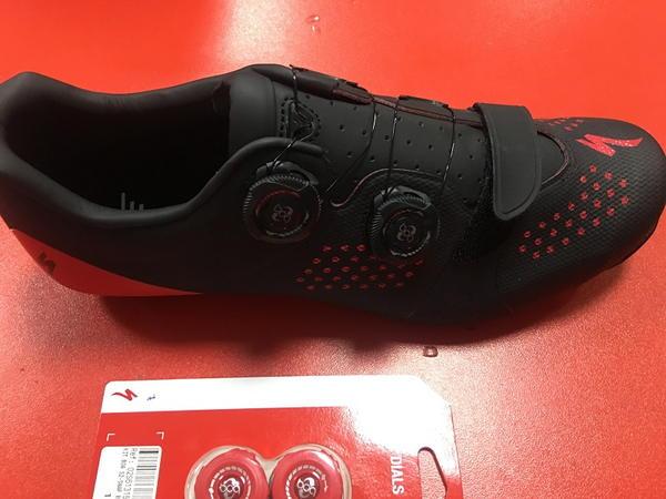 Sustituir los cierres boa a tus zapatillas Specialized