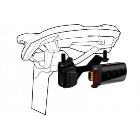 Stix lights mounting bracket for SWat compatible saddles