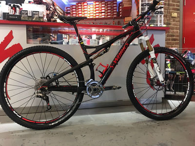 Specialized Epic SWorks 2012 used