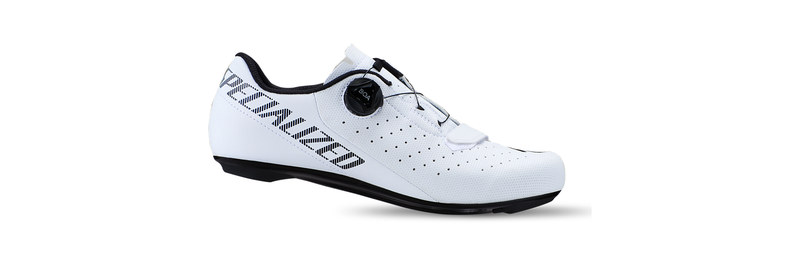 Zapatillas Specialized Torch Road 1.0 2020 en color blanco