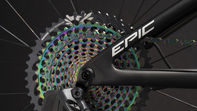 New SRAM AXS fot the SWORKS Epic