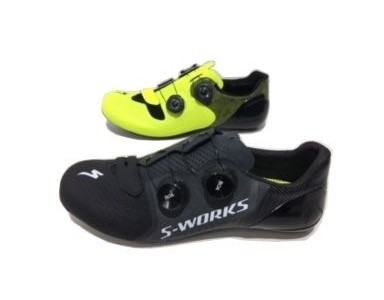The Specialized S-Works 7 shoes are here