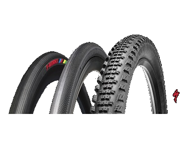Specialized Tires Promotion