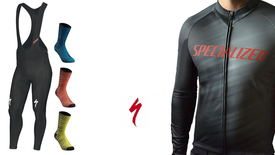 Specialized Cycling clothing new winter season 2020